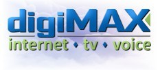 digiMAX TV and Internet Service